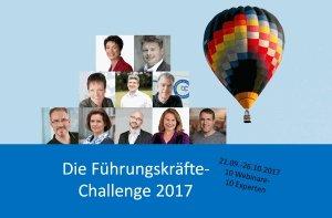 Die Führungskräfte-Challenge 2017